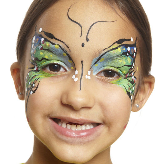 Dj rates greencastle dj services for Face painting rates