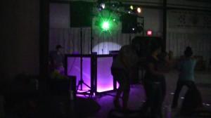 Dancing at IBRA
